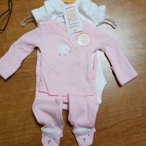 Baby baby clothes
